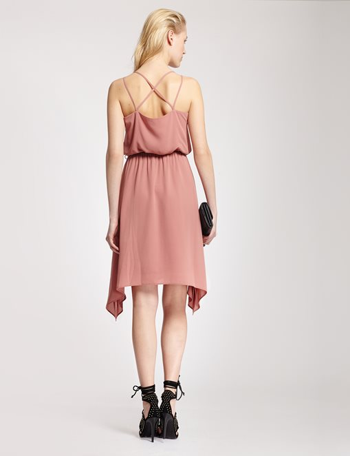 vestido-tirantes-rosa-morgan-1